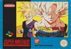 Dragon Ball Z: La Legende Saien PAL Super Nintendo Prices