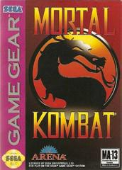 Mortal Kombat Sega Game Gear Prices