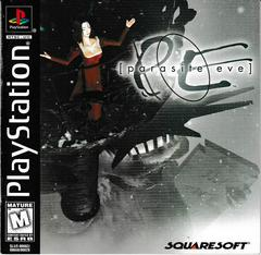 Manual - Front | Parasite Eve Playstation