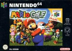 Mario Golf PAL Nintendo 64 Prices