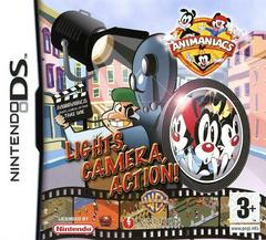 Animaniacs Lights Camera Action PAL Nintendo DS Prices
