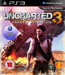 Uncharted 3: Drake's Deception PAL Playstation 3 Prices