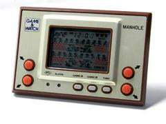 Manhole [MH-06] Game & Watch Prices
