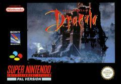 Bram Stoker's Dracula PAL Super Nintendo Prices