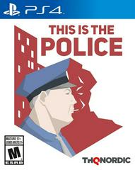 This is the Police Playstation 4 Prices