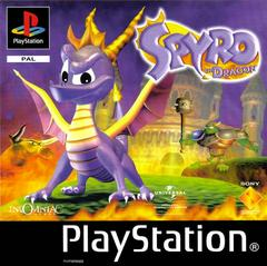 Spyro the Dragon PAL Playstation Prices