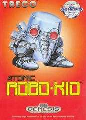 Atomic Robo-Kid Sega Genesis Prices