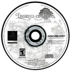 Game Disc | Legend of Mana Playstation