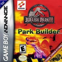 Jurassic Park III Park Builder GameBoy Advance Prices