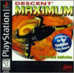 Descent Maximum Playstation Prices