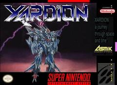 Xardion Super Nintendo Prices