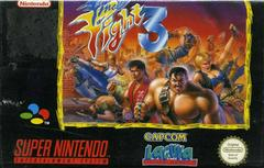 Final Fight 3 PAL Super Nintendo Prices