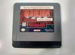 Red Alarm - Cartridge Not For Resale | Red Alarm [Not for Resale] Virtual Boy
