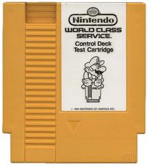 Control Deck Test Cartridge NES Prices