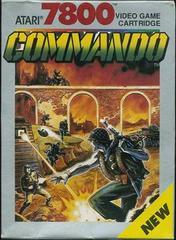 Commando Atari 7800 Prices