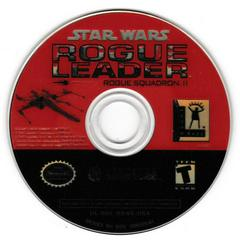 Game Disc | Star Wars Rogue Leader Gamecube