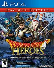Dragon Quest Heroes Playstation 4 Prices
