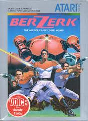 Berzerk Atari 5200 Prices