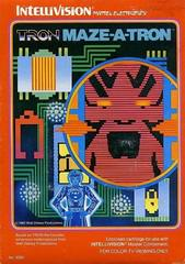 Tron Maze-a-Tron Intellivision Prices