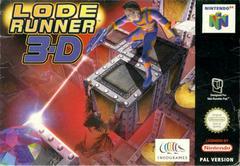 Lode Runner 3D PAL Nintendo 64 Prices