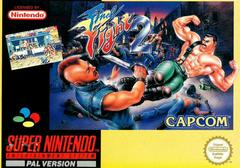 Final Fight 2 PAL Super Nintendo Prices
