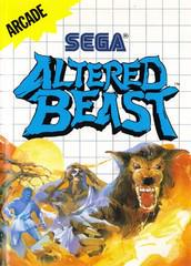 Altered Beast Sega Master System Prices