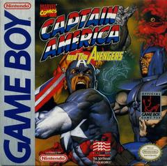 Captain America and the Avengers GameBoy Prices