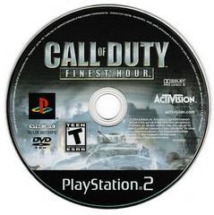 Game Disc (SLUS 20725P2) | Call of Duty Legacy Bundle Playstation 2