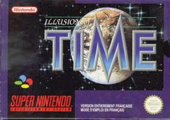 Illusion of Time PAL Super Nintendo Prices