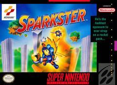 Sparkster Super Nintendo Prices