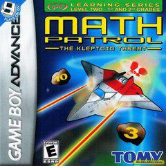 Math Patrol: The Kleptoid Threat GameBoy Advance Prices