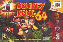 Donkey Kong 64 Nintendo 64 Prices