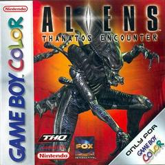 Aliens Thanatos Encounter PAL GameBoy Color Prices