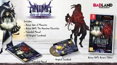 Box Contents | Anima: Gate of Memories [Arcane Edition] PAL Nintendo Switch