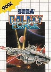 Galaxy Force PAL Sega Master System Prices