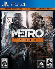 Metro Redux Playstation 4 Prices