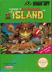 Adventure Island - Front | Adventure Island NES