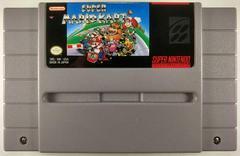 Cartridge | Super Mario Kart Super Nintendo