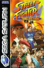 Street Fighter Collection PAL Sega Saturn Prices