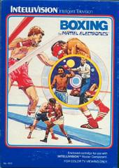Boxing Intellivision Prices