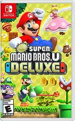 New Super Mario Bros U Deluxe Nintendo Switch Prices