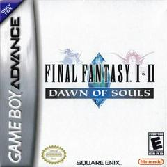 Final Fantasy I & II Dawn of Souls GameBoy Advance Prices