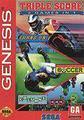 Triple Score | Sega Genesis