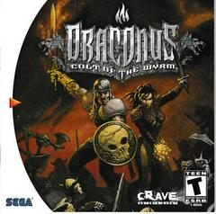 Manual - Front | Draconus Cult of the Wyrm Sega Dreamcast