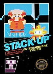 Stack Up - Front | Stack Up NES