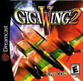 Giga Wing 2   Sega Dreamcast