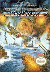 Front Cover | Sky Shark NES