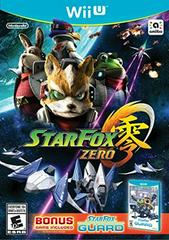 Star Fox Zero & Star Fox Guard Bundle Wii U Prices