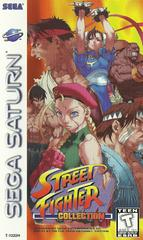 Street Fighter Collection Sega Saturn Prices