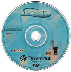 Game Disc | Ms. Pac-Man Maze Madness Sega Dreamcast